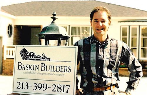 Young Michael Baskin - Baskin Builders